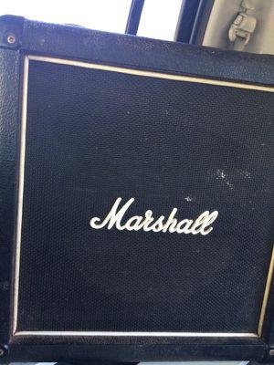 Small Straight Cabinet Marshall Mini Stack 250RFL