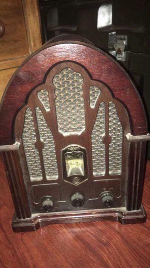 Vintage like radio