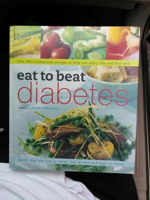 Reader's Digest Eat to Beat Diabetes book