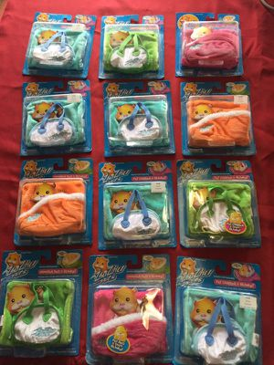 Zhu zhu hamsters bed & blanket (12)New