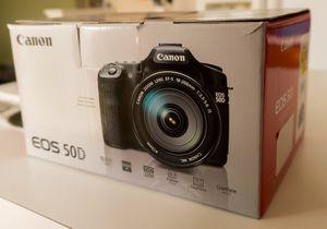 Canon 50D Bundle - Great Condition