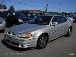 2002 Pontiac Grand Am GT coupe