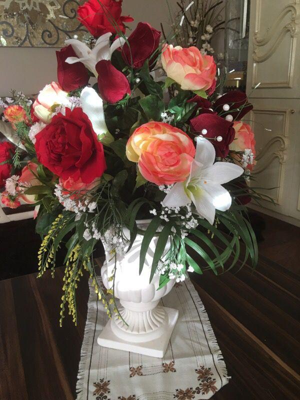 Silk flower arrangement general in vancouver wa mightylinksfo