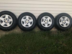 Chevy rims