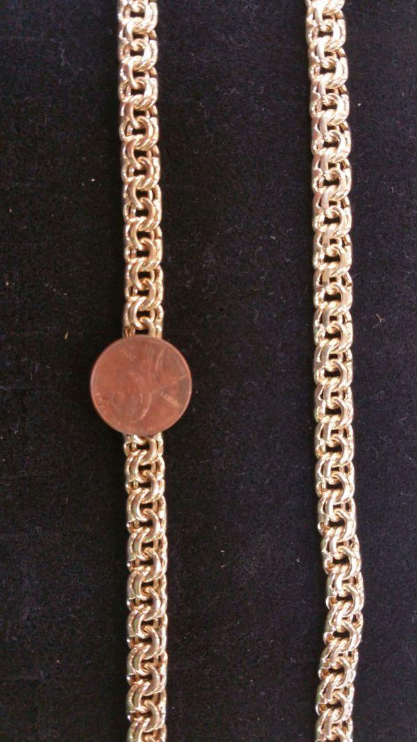 Cadena Tejido Chino 14k Jewelry Amp Accessories In Fort