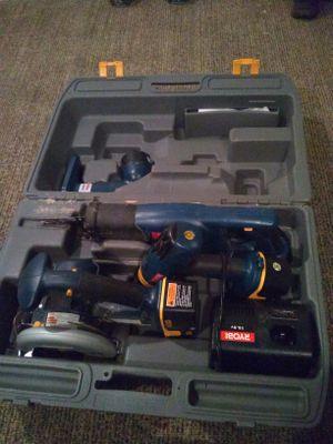 Ryobi Power Tool Set