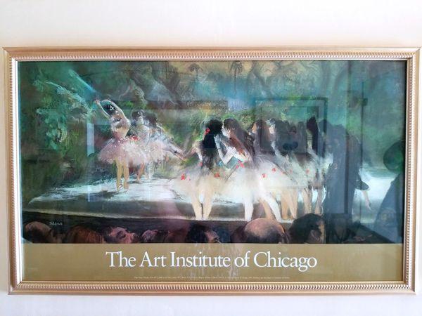 Degas Framed Ballerina Poster (Arts & Crafts) in Miami, FL