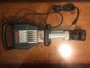 Bosch Corded demolition Hammer Drill