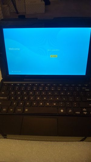"""RCA 2 IN 1 TABLET LAPTOP 11.6"""" ANDROID NOTEBOOK 64GB"""