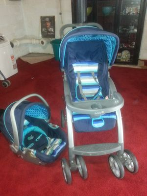 Infant carrier @ stroller
