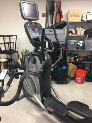 StarTrac E-TBT Elliptical