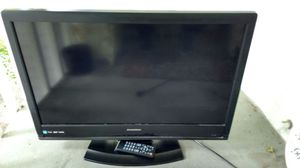 "Sylvania 32"" tv with remote (not smart)"