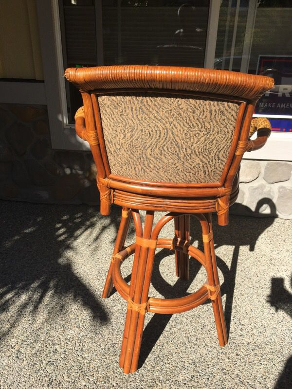 Bamboo Bar Stools Quality Furniture In North Bend Wa