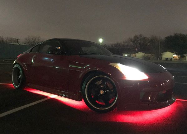 led underglow exterior and interior starting at 150 auto parts in