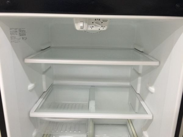 Frigidaire Apartment Size Refrigerator 18 cu ft (Stainless Steel ...
