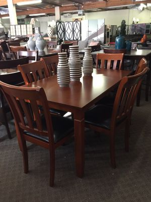 Brand New 7pc Dining Set 449 No Credit Check Finance Available