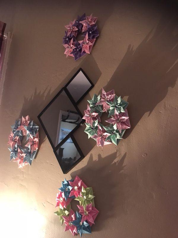 Paper Flower Wreaths Arts Crafts In Corpus Christi Tx