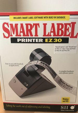 Smart Label Printer by Seiko