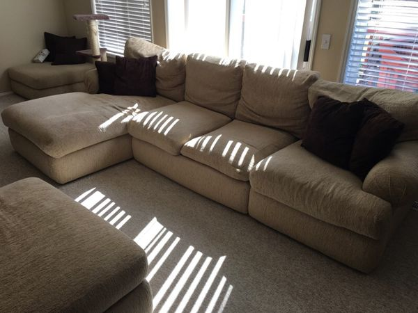 Large down couch set furniture in federal way wa offerup for Furniture federal way