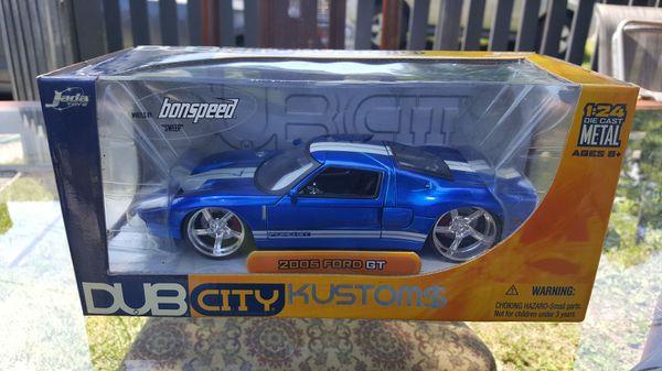 Cast Model Car  Ford Gt