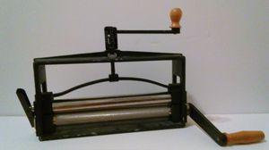 Print lino cuts and etchings at home! FUN!!
