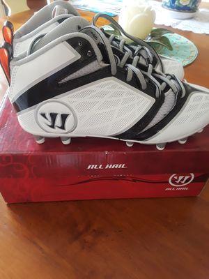 Lacrosse Cleats- Size 2