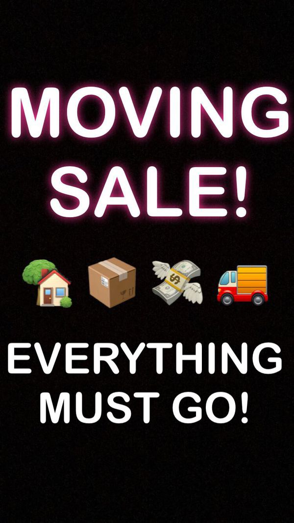 Offer Up San Diego >> Moving Sale Make An Offer Household In San Diego Ca