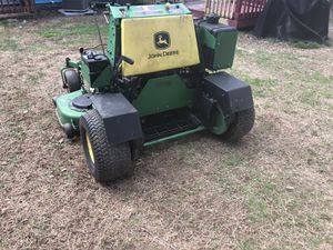 54 inch John deer commercial lawn mower in great condition