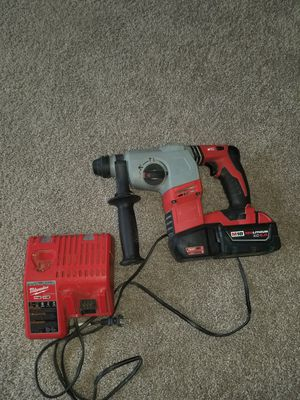 Hammer drill milwuakee