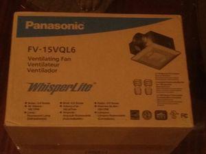 Brand new panasonic Ventilating Fan