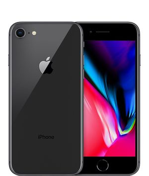 Paid Off Unlocked Att/T-Mobile iPhone 8 256GB w/Charger/Apple Care+