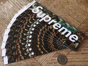 Supreme X Undercover Box Logo Sticker