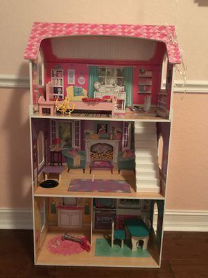 Kidcraft dollhouse