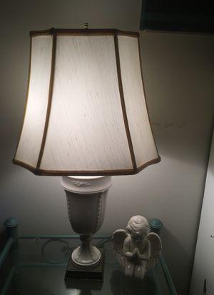 Vintage lenox table lamp