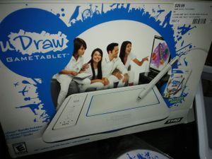 Draw ...for wii