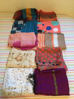 Women's scarfs