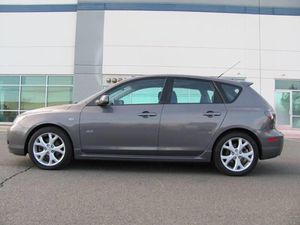 2007 Mazda 3 wagon. S touring. Automatic
