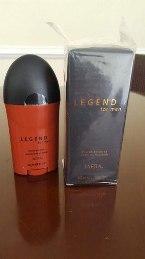 Perfume y desodorante para hombre