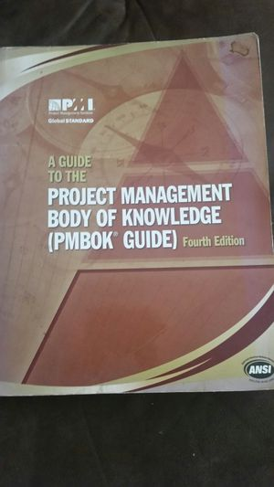 PMI project management Institute a guide to the project management body of knowledge pmbok guide 4th edition