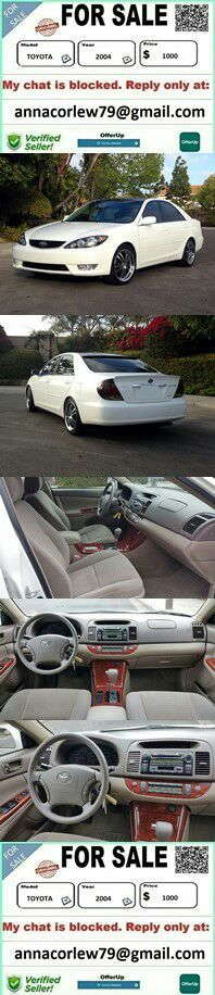 Great conditions Toyota Camry