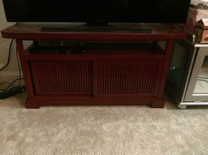 Tv stand Pier 1 imports