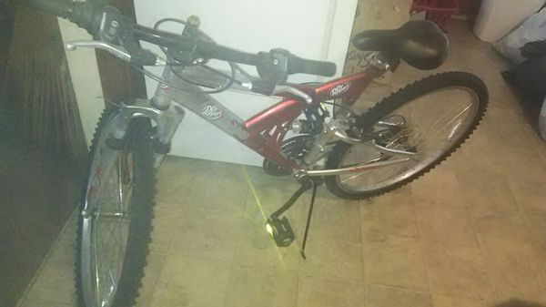 Shimano Dr Pepper 7 Speed Mountain Bike Euc Bicycles In