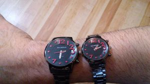His and her watches