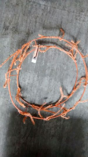 New with tag...Make your own Halloween wreath frame