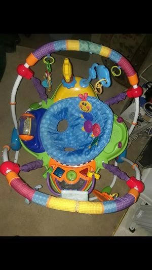Playlooks baby bouncer Station