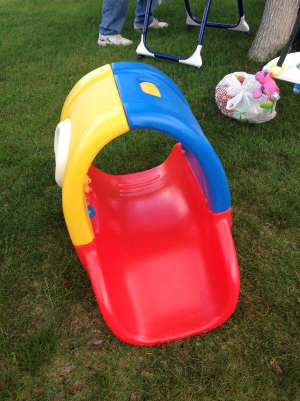 Little Tikes Peek A Boo Activity Tunnel Toddler Slide