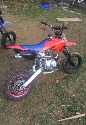 Baja 70cc Dirt Bike