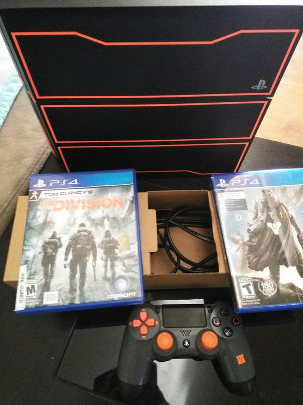 Ps4 Black Ops 3 Limited Edition Bundle 1tb Games Toys In Rowland