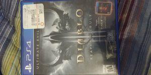 Ps4 Diablo 3