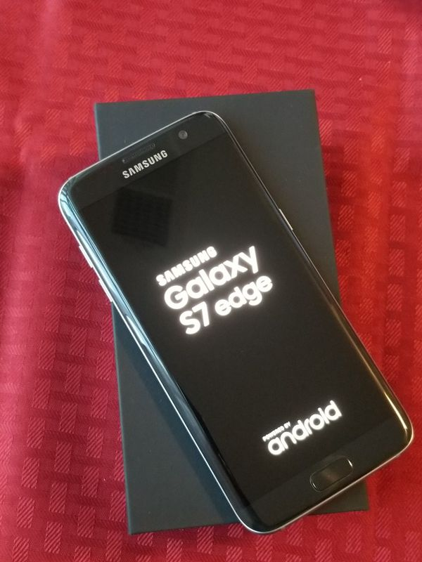 Samsung Galaxy S7 Edge Factory Unlocked